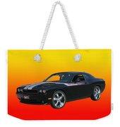 2010 Dodge Challenger Weekender Tote Bag