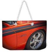 2010 Dodge Challenger Rt Hemi Weekender Tote Bag