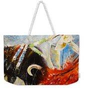 2010 Toro Acrylics 02 Weekender Tote Bag