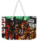 2012 068 New Jersey Weekender Tote Bag