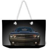 2012 Dodge Challenger Classic Weekender Tote Bag