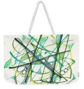 2012 Drawing #34 Weekender Tote Bag