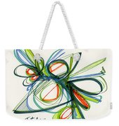 2012 Drawing #35 Weekender Tote Bag