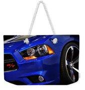 2013 Dodge Charger Daytona Weekender Tote Bag