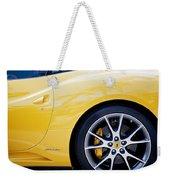 2013 Ferrari Pd Weekender Tote Bag