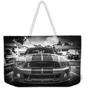 2013 Ford Shelby Mustang Gt500 Weekender Tote Bag