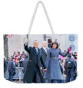 2013 Inaugural Parade Weekender Tote Bag by Ava Reaves
