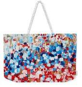 2014 31 Russian Flag Weekender Tote Bag