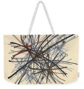 2014 Abstract Drawing #8 Weekender Tote Bag