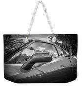 2014 Chevrolet Corvette C7 Bw     Weekender Tote Bag