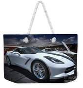 2014 Chevrolet Stingray Weekender Tote Bag