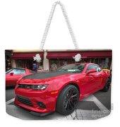 2014 Chevy Camaro Weekender Tote Bag