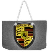 2014 Porsche Cayman S  Logo Weekender Tote Bag