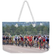 2014 Usa Pro Cycling Challenge Weekender Tote Bag