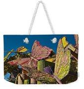2015 Rose Parade Float Of Butterflies 15rp045 Weekender Tote Bag