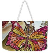 2015 Rose Parade Float With Butterflies 15rp043 Weekender Tote Bag