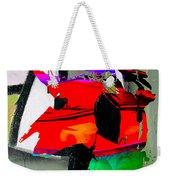 Michael Jackson Weekender Tote Bag by Marvin Blaine