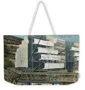Panama Canal, C1910 Weekender Tote Bag