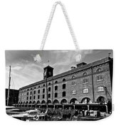St Katherines Dock London Weekender Tote Bag