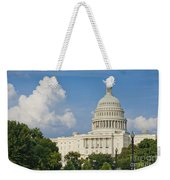 Us Capitol Building Weekender Tote Bag