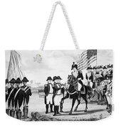 Yorktown: Surrender, 1781 Weekender Tote Bag