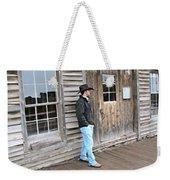 21st Century Cowboy Weekender Tote Bag