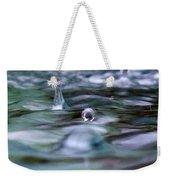Australia - Cyclonic Raindrop Weekender Tote Bag