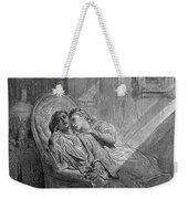 Dor� The Raven, 1882 Weekender Tote Bag