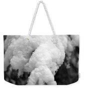 First Snow In Kovero Weekender Tote Bag