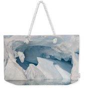 Iceberg, Antarctica Weekender Tote Bag