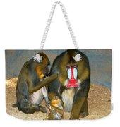 Mandrill Weekender Tote Bag