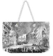 Paris Commune, 1871 Weekender Tote Bag