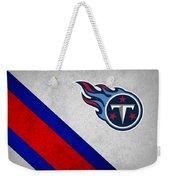 Tennessee Titans Weekender Tote Bag