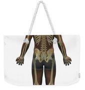 The Skeleton Weekender Tote Bag
