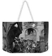 Voltaire (1694-1778) Weekender Tote Bag