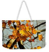 22nd Of September Weekender Tote Bag by JAMART Photography