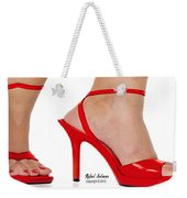 Shoe Love Weekender Tote Bag