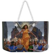 23. The Holy Spirit Arrives / From The Passion Of Christ - A Gay Vision Weekender Tote Bag