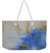 Abstract Exhibit Weekender Tote Bag