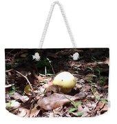 Australia - One Bush Mushroom Weekender Tote Bag