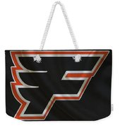Philadelphia Flyers Weekender Tote Bag