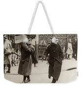 Wwi Refugees, 1918 Weekender Tote Bag