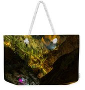 244 Steps Above Weekender Tote Bag