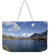 Alpine Lake Weekender Tote Bag