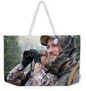 Hunting In Oregon Weekender Tote Bag