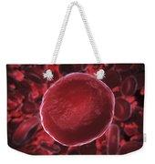 Red Blood Cells Weekender Tote Bag