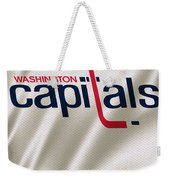 Washington Capitals Weekender Tote Bag