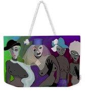 255 - Crazy  Women  .... Weekender Tote Bag