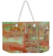 Abstract Exhibit Weekender Tote Bag