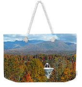 26 East And The Blueridge Panoramic Weekender Tote Bag